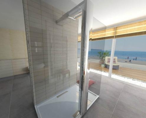 Seaside Bathroom