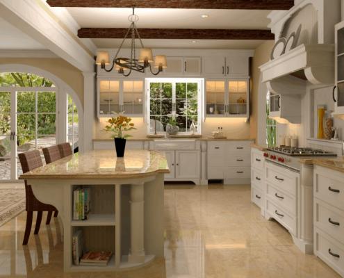 US kitchen