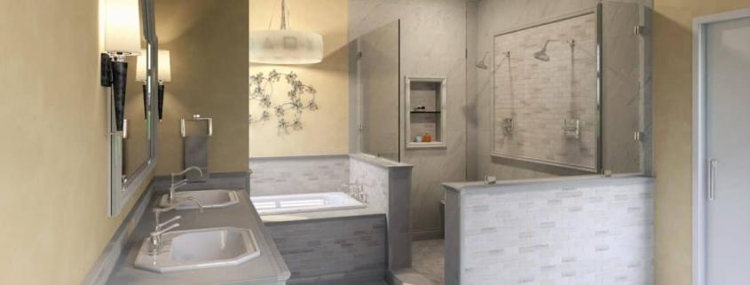 US Hotel Bathroom